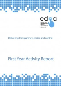 EDAA First Year Activity Report